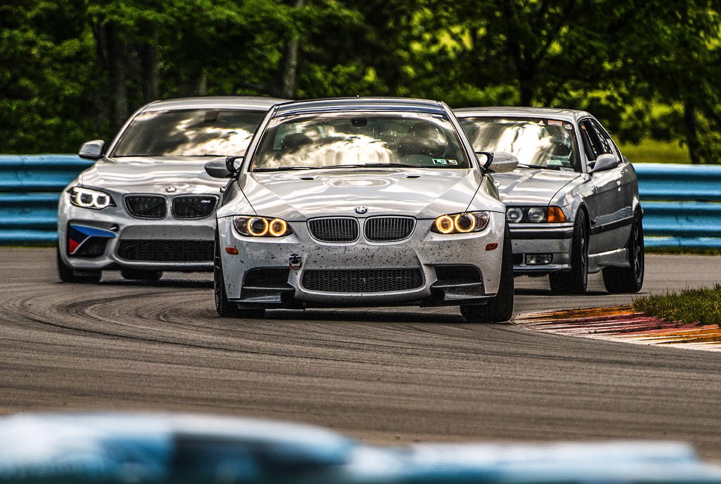 COM Sports Car Club at Watkins Glen International — The Little Speed Shop